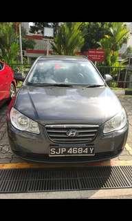 Hyundai Avante for Grab or Avante rental