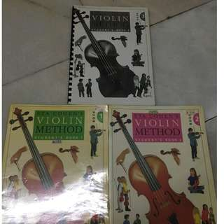 Violin Book for Beginners
