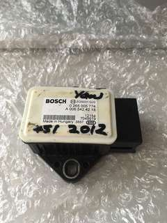 mercedes benz yaw rate sensor A0065424218