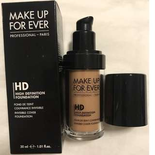 MAKEUP FOREVER HD HIGH DEFINITION FOUNDATION, N128 (BNIB) RRP$65