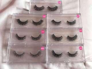 High quality false lashes
