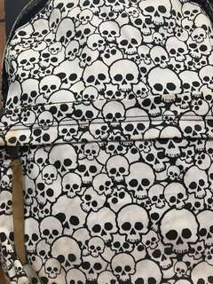 骷髏頭背囊 skull backpack