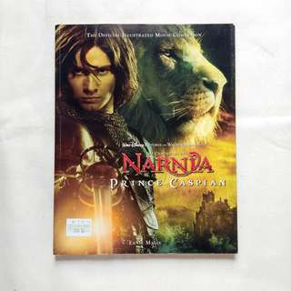 Narnia: Prince Caspian (Official Illustrated Movie Companion)