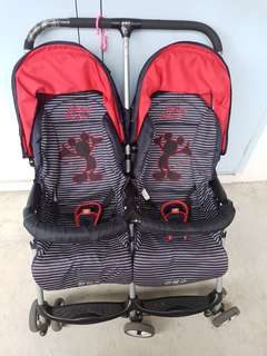 Goodbaby double Stroller