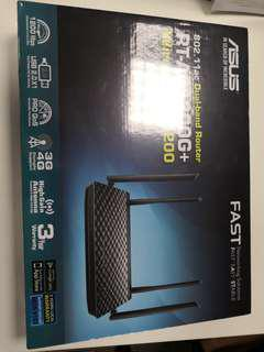 Asus Router RT AC1200G+