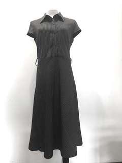 🚚 全新有吊牌 立領長裙