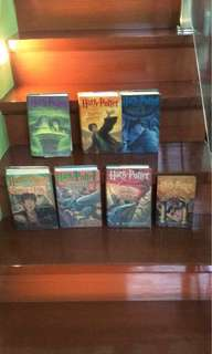 Harry Potter Books Collections