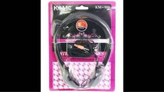 KM900 Headset With Mic
