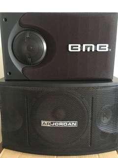 "AR Jordan 10"" speakers"
