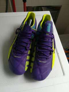 puma evospeed football boots