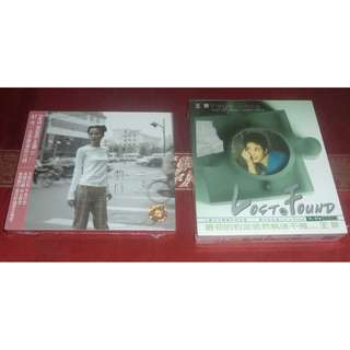 王菲 王靖雯 faye wong wang fei cds fu yan lost and found and 敷衍 Cantonese, Mandarin