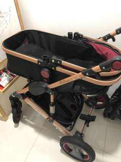 Belecco stroller rarely used