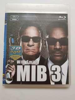 Blu-ray Disc - MIB 3 (3D)