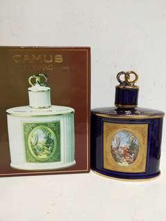 Camus Napoleon Vielle Reserve Cognac 金花藍陶瓷干邑 700ml