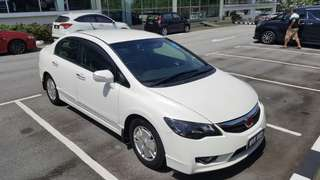 Honda Civic Hybrid 2009 FD2 Price Negotiable