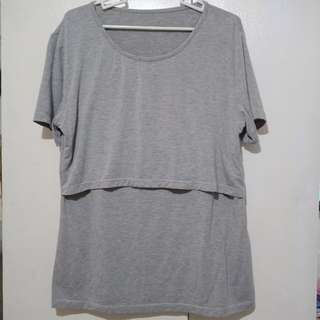 Comfy Plain Nursing top