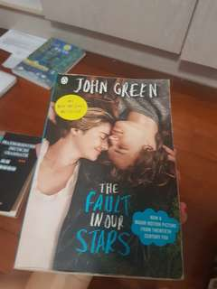 The fault in our stars-No.1 New York Times Bestseller