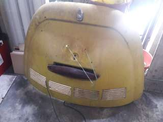 Vw beetle rear bonnet