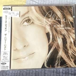 Celine Dion The Best