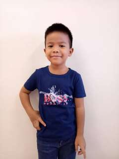 Lelong baju kanak kanak lelaki