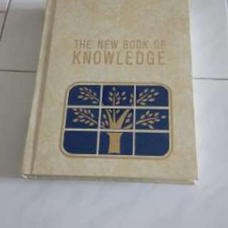 The New Book of Knowledge Encyclopedia (complete set A-Z - 21 volumes)