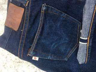 Hanzo Denim Selvedge 19Oz