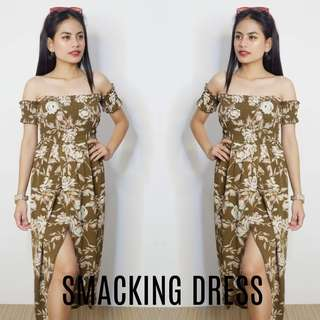 Smacking Dress