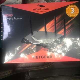 Xr500 highthawk router (brand new)