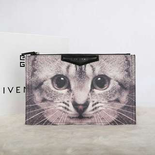 Givenchy Cat clutch
