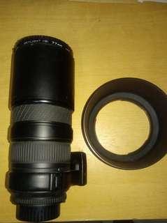 🚚 SIGMA變焦鏡頭70一210F2.8(適用NIKON)