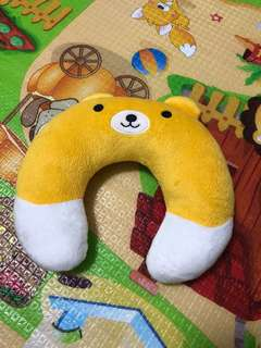 Baby neck rest pillow to bless