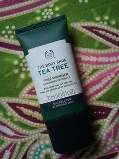 Tea tree Pore minimalize #bodyshop #sale