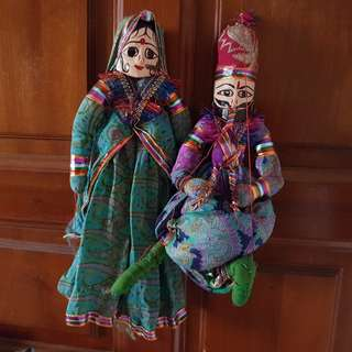 Gujarati Puppets