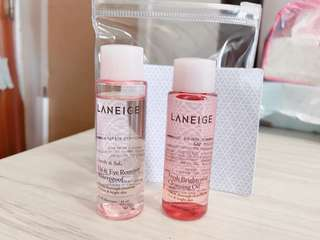 🚚 蘭芝(laneige) 卸妝油+卸眼唇