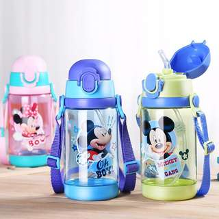 Little Cartoon Water Bottle  Volume: 520ml, 620ml  Design: as attach photo