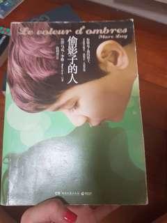 法国治愈系长篇小说《偷影子的人》中文译本-Mare Levy