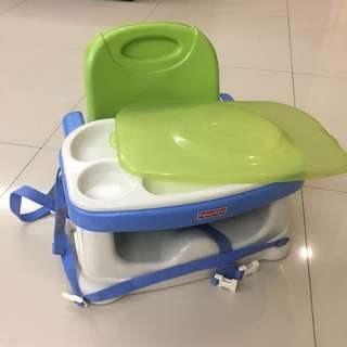 Fisher Price Feeding Booster Portable High Chair