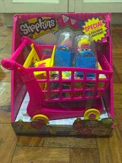 Shopkins Shopping Cart