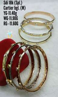 Gold bangles for sale