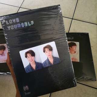 [WTS] BTS LOVE YOURSELF TEAR