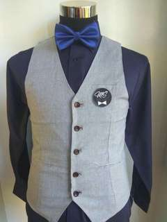 Elegant men's accessories and Suit packages