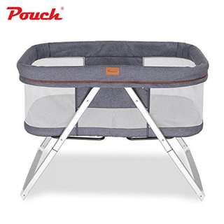 Pouch Baby Cot/cradle Grey