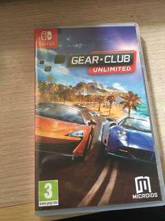 Switch Gear Club Unlimited