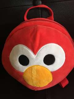 Elmo bag backpack