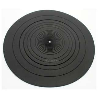 Audio Turntable Rubber Mat for Technics Sl1200