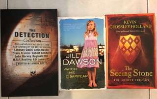 English Novels (3 for RM10)