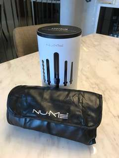 NuMe Lustrum 5-in-1 Curling Wand (Bought from US direct)