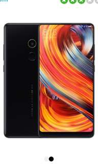 Xiaomi Mi Mix 2 Black 128GB/6GB Kredit Mudah