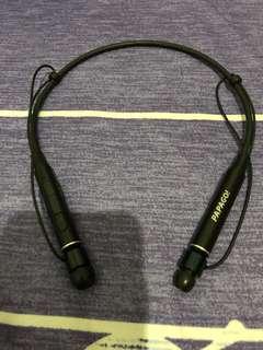 PAPAGO X1頸掛式藍芽磁性耳塞耳機