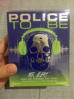 Police to be mr.beat